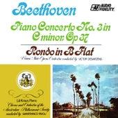 Piano Concerto No. 3 in C minor Op 37 / Rondo In B Flat de Vienna State Opera Orchestra