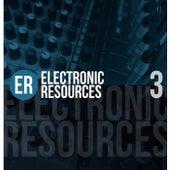 Electronic Resources, Vol. 3 de Various Artists