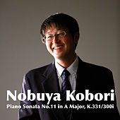 Piano Sonata No. 11 in A-Major, K. 331 / 300i by Nobuya  Kobori
