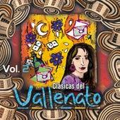 Clásicas del Vallenato (Vol. 2) de German Garcia