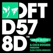 Freedom (Low Steppa Remixes) van Jack Back