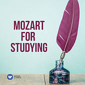 Mozart for Studying by Various Artists