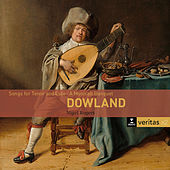 Dowland: Songs for Tenor and Lute - A Musicall Banquet de Nigel Rogers