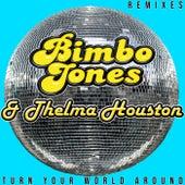 Turn Your World Around (Remixes) van Bimbo Jones