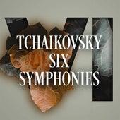 Tchaikovsky Six Symphonies by Various Artists