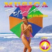 Música Tropical de Colombia (Vol. 9) de German Garcia