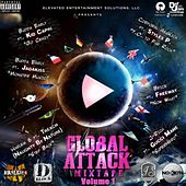 Global Attack Mixtape Series Vol 1 von Global Attack Mixtape Series