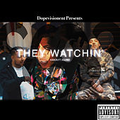 They Watchin (feat. Allybo) by Karon
