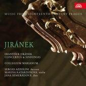 Jiranek: Concertos and Sinfonias by Sergio Azzolini