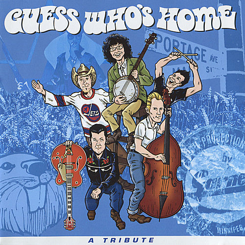 Guess Who's Home - A Tribute by Various Artists