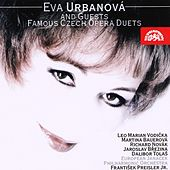 Eva Urbanova & Guests perform famous Czech Opera Duets by Eva Urbanova