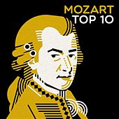 Mozart Top 10 by Various Artists