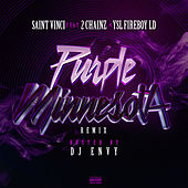 Purple Minnesota by Saint Vinci