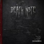 Death Note by Estambre