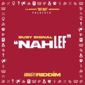 Nah Lef by Llamar Brown