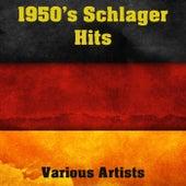 1950's Schlager Hits de Various Artists