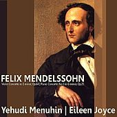 Mendelssohn: Violin Concerto in E Minor, Piano Concerto No. 1 in G Minor by Various Artists