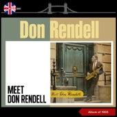 Meet Don Rendell (Album of 1955) de Don Rendell