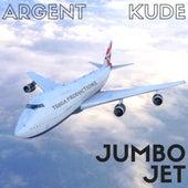 Jumbo Jet de Argent