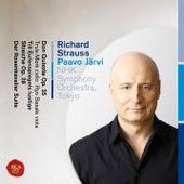 Richard Strauss: Don Quixote   Till Eulenspiegels lustige Streiche   Der Rosenkavalier Suite by Paavo Jarvi