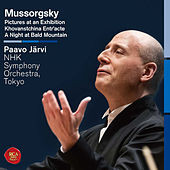 Mussorgsky: Pictures at an Exhibition & A Night at Bald Mountain de Paavo Jarvi