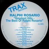 Ralphi Rosario's Greatest Hits by Ralphi Rosario