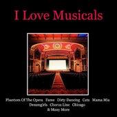 I Love Musicals de Various Artists