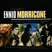 Ennio Morricone: Film Music Maestro - Romance and Comedy, Western and Crime Film Music, Vol. 2 by The Global Stage Orchestra