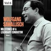 Milestones of a Legendary Conductor: Wolfgang Sawallisch, Vol. 6 (Live) von Concertgebouw Orkest
