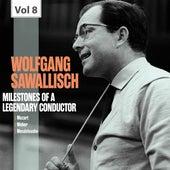 Milestones of a Legendary Conductor: Wolfgang Sawallisch,  Vol. 8 von Philharmonia Orchestra
