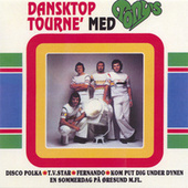 Dansktop Tourné med Tony's by Los Tony's
