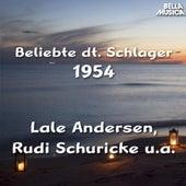 Beliebte Deutsche Schlager 1954 by Various Artists