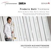 Frederic Belli plays works by Berio, Rabe, Martin, Delerue, Rota by Various Artists