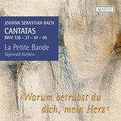 Bach: Cantatas 27 - 47 - 138 - 96 von Various Artists
