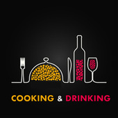 Cooking & Drinking by Various Artists