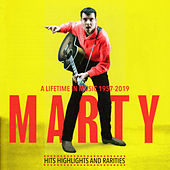 Marty: A Lifetime In Music 1957-2019 by Marty Wilde
