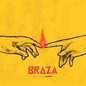BRAZA - Remixes, Vol. 1 de Braza