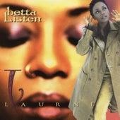 Betta Listen by Laurnea