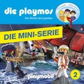 Episode 2: Die Würfel sind gefallen (Das Original Playmobil Hörspiel) (Die Mini-Serie) von Die Playmos
