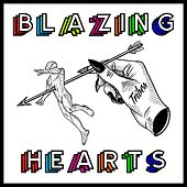Blazing Hearts by Tribes