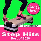 Solid Workout Presents Solid Step Hits Best of 2020 (128-134 Bpm 32 Count Pro Edition) van Various Artists