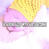 36 Serene Sleep with Subtle Storms de Thunderstorm Sleep