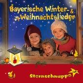 Bayerische Winter- und Weihnachtslieder: Alte und neue bayerische Kinderlieder für Advent und Weihnachten de Sternschnuppe