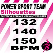 Silhouettes (Powerful Uptempo Cardio, Fitness, Crossfit & Aerobics Workout Versions) de Power Sport Team