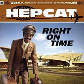 Right On Time de Hepcat
