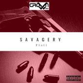 Savagery: Season 1 de Piati