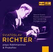 Sviatoslav Richter plays Rakhmaninov & Prokofiev by Symphony Orchestra USSR