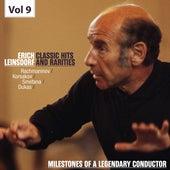 Milestones of a Legendary Conductor - Erich Leinsdorf, Vol. 9 by Erich Leinsdorf