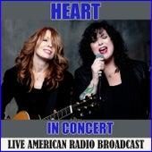 Heart in Concert (Live) de Heart