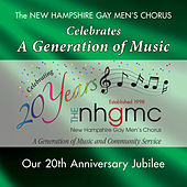 Celebrates a Generation of Music de New Hampshire Gay Men's Chorus